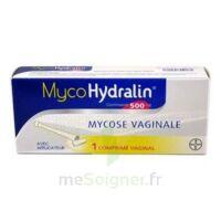 MYCOHYDRALIN 500 mg, comprimé vaginal à Sarrebourg