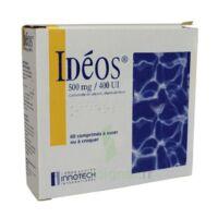 Ideos 500 Mg/400 Ui, Comprimé à Sucer Ou à Croquer à Sarrebourg
