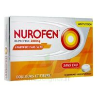 Nurofen 200 Mg, Comprimé Orodispersible à Sarrebourg