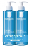 Effaclar Gel moussant purifiant 2*400ml à Sarrebourg