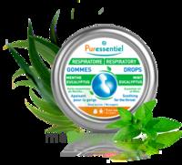 Puressentiel Respiratoire Gommes Menthe-eucalyptus Respiratoire - 45 G à Sarrebourg