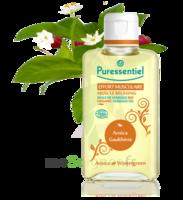 Puressentiel Articulations & Muscles Huile de massage BIO** Effort Musculaire - Arnica - Gaulthérie - 100 ml à Sarrebourg