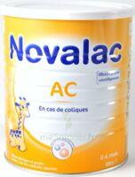 Novalac AC 1 Lait en poudre 800g à Sarrebourg