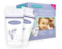 Lansinoh Sachets De Conservation Pour Lait Maternel - 25 Sachets à Sarrebourg