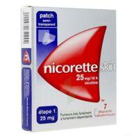 Nicoretteskin 25 mg/16 h Dispositif transdermique B/28 à Sarrebourg