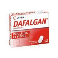 DAFALGAN 1000 mg Comprimés pelliculés Plq/8 à Sarrebourg