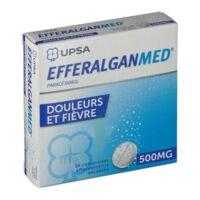 EFFERALGANMED 500 mg, comprimé effervescent sécable à Sarrebourg
