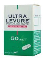ULTRA-LEVURE 50 mg Gélules Fl/50 à Sarrebourg