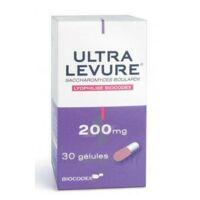 ULTRA-LEVURE 200 mg Gélules Fl/30 à Sarrebourg
