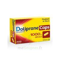 Dolipranecaps 1000 Mg Gélules Plq/8 à Sarrebourg