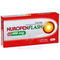 Nurofenflash 400 Mg Comprimés Pelliculés Plq/12 à Sarrebourg