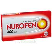 Nurofen 400 Mg Comprimés Enrobés Plq/12 à Sarrebourg