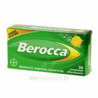 Berocca Comprimés effervescents sans sucre T/30 à Sarrebourg