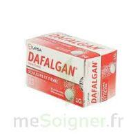 DAFALGAN 1000 mg Comprimés effervescents B/8 à Sarrebourg