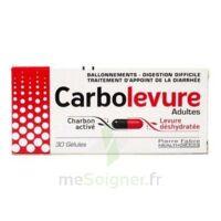 CARBOLEVURE Gélules adulte Plq/30 à Sarrebourg