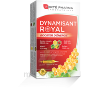 Forte Pharma Gelée royale 1000 mg Solution buvable dynamisant 20 Ampoules/15ml à Sarrebourg