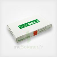 Stéribox Kit prévention et hygiène pour les toxicomanes avec seringues 100UI/ml à Sarrebourg