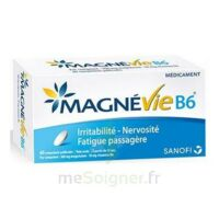Magnevie B6 100 mg/10 mg Comprimés pelliculés Plaq/60 à Sarrebourg