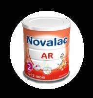 NOVALAC AR 2 Lait en poudre antirégurgitation 2ème âge B/800g à Sarrebourg