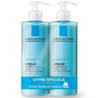 Lipikar Savon liquide surgras peau sèche et très sèche 2*400ml à Sarrebourg