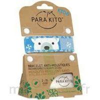 PARA'KITO KIDS Bracelet répulsif anti-moustique polar bear à Sarrebourg