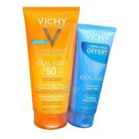 Vichy Capital Soleil Spf50 Gel De Lait Fondant T/200ml à Sarrebourg