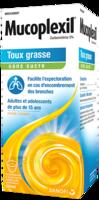 MUCOPLEXIL 5 % Sirop édulcoré à la saccharine sodique sans sucre adulte Fl/250ml à Sarrebourg