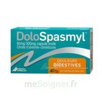 DOLOSPASMYL 60 mg/300 mg Caps molle Plq PVC/alu/20 à Sarrebourg