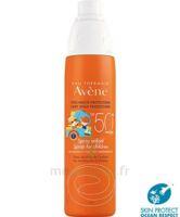 Avène Eau Thermale Solaire Spray Enfant 50+ 200ml à Sarrebourg