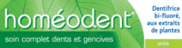 Boiron Homéodent Soin Complet Dents et Gencives Pâte Dentifrice Anis 2T/75ml à Sarrebourg