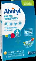 Alvityl Sucette Mal Des Transports B/10 à Sarrebourg