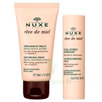 Rêve de Miel Crème Mains et Ongles + Stick Lèvres Hydratant à Sarrebourg