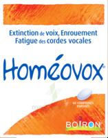 Boiron Homéovox Comprimés à Sarrebourg