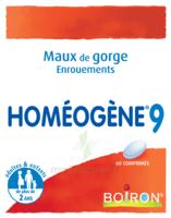 Boiron Homéogène 9 Comprimés à Sarrebourg