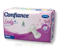 Confiance Lady Protection Anatomique Incontinence 4 Gouttes Sachet/14 à Sarrebourg