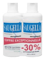 Saugella Emulsion Dermoliquide Lavante 2fl/500ml à Sarrebourg