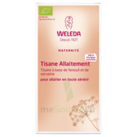 Weleda Tisane Allaitement 2x20g à Sarrebourg
