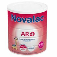 NOVALAC EXPERT AR + 6-36 MOIS Lait en poudre B/800g à Sarrebourg