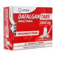 Dafalgantabs 1 G Cpr Pell Plq/8 à Sarrebourg