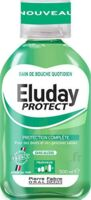 Pierre Fabre Oral Care Eluday Protect Bain De Bouche 500ml à Sarrebourg