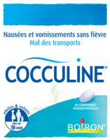 Boiron Cocculine Comprimés orodispersibles B/40 à Sarrebourg