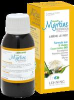 Lehning Myrtine Inhalante Solution D'inhalation Aux 5 Huiles Essentielles Bio 100ml à Sarrebourg